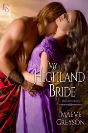 My Highland Bride -- Maeve Greyson