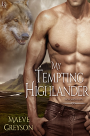 My Tempting Highlander -- Maeve Greyson